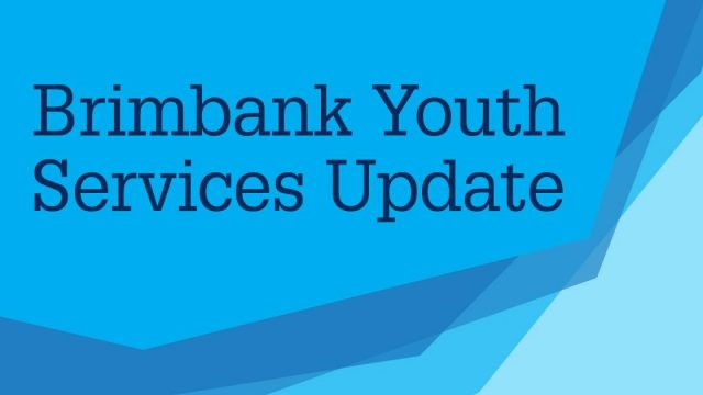 Brimbank Youth Services Update
