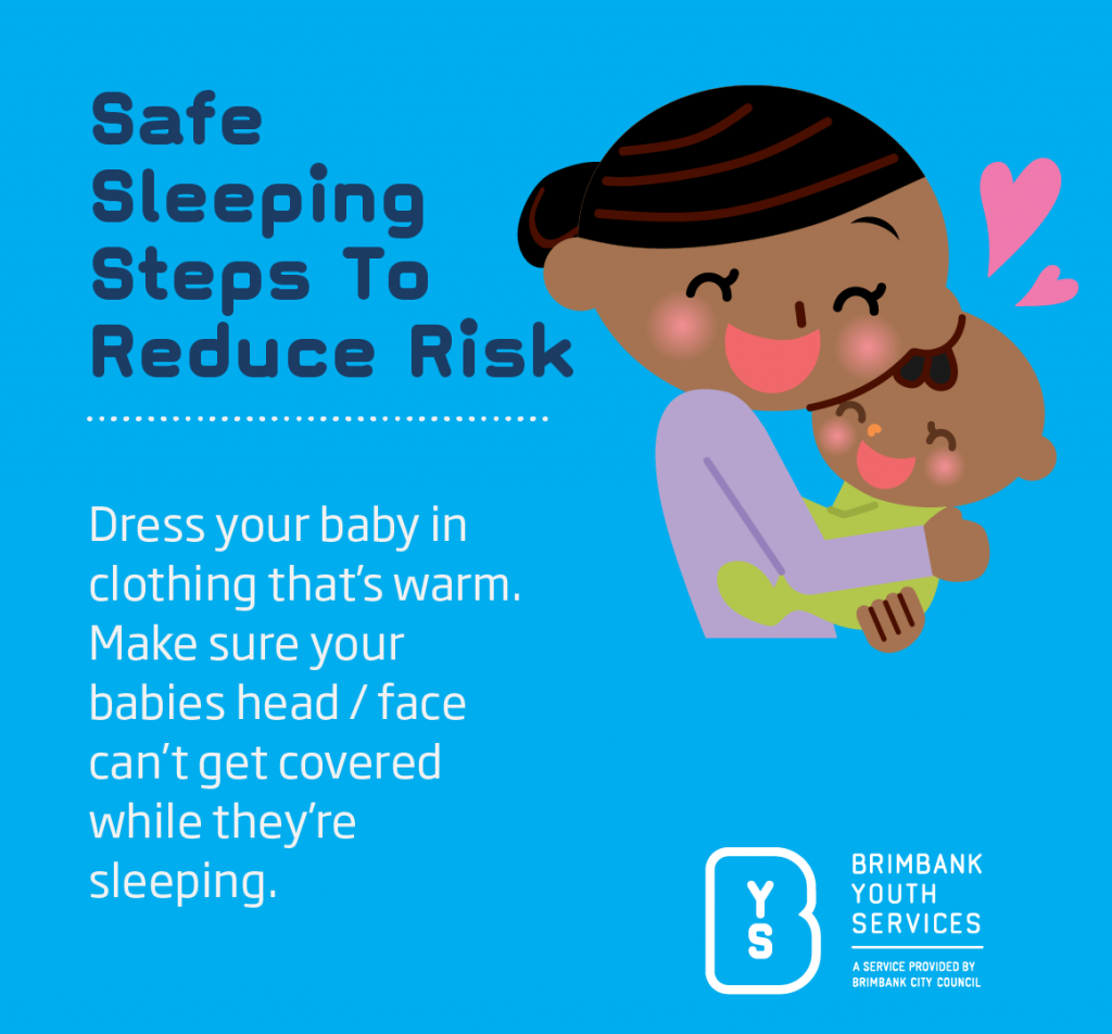 Baby Steps - Sleeping Steps To Reduce Risk