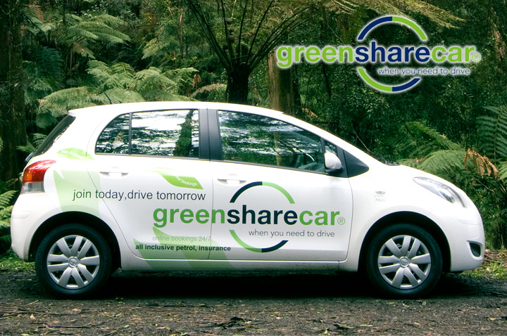 L2P - Car Share GreenShareCar