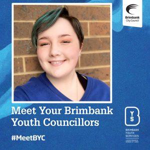 #MEETBYC - Brimbank Youth Councillor - Brooke