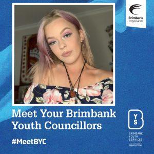 #MEETBYC - Brimbank Youth Councillor - Maddi