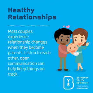Baby Steps: Healthy Relationships