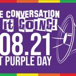 Wear It Purple Day 2021